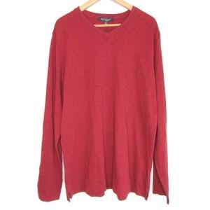 NWT Robert Barakett Cotton Sweater